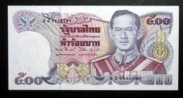 Thailand Banknote 500 Baht Series 13 P#91 SIGN#59 UNC - Thailand