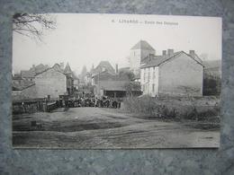 LINARDS - ECOLE DE GARCONS - Francia