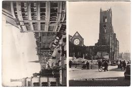 """ROTTERDAM 1945 """" De Stad Verwoest Door Duitsers """" Oldenbarneveldstraat - Rotterdam"""