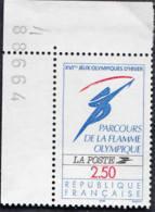 Parcours De La Flamme Olympique - Nuovi