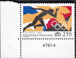 Jeux Olympiques 1992 - Nuovi