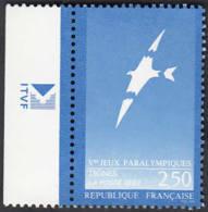 Ves Jeux Paralympiques Tignes - France