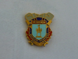 Pin's SAPEURS POMPIERS DE WEYERSHEIM - Firemen