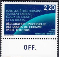 Déclaration Des Droits De L'Homme - France