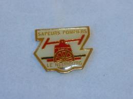 Pin's SAPEURS POMPIERS DU NEUBOURG - Firemen