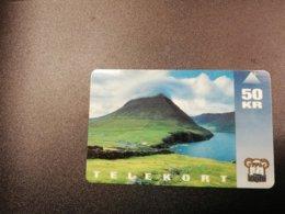 FAROYA ISLANDS  1e SERIE 3 CARDS - Faroe Islands