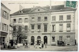 L'HÔTEL DE LA PRIEURE DES BÉNÉDICTINES - MARCIGNY - France
