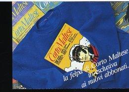RC228 CORTO MALTESE , CEDOLA DI COMMISSIONE LIBRARIA - Bandes Dessinées