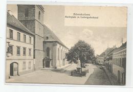 Allemagne Germany Edenkoben , Marktplatz M.ludwigsdenkmal - Edenkoben