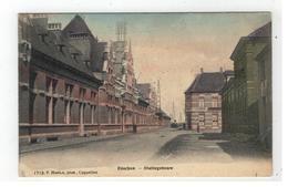 Essen   Esschen   -  Statiegebouw  1908        1713.F.Hoelen,phot. Cappellen - Essen