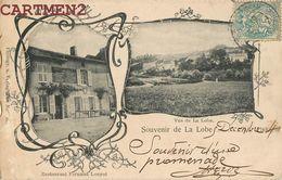 VUE DE LA LOBE RESTAURANT FERNAND LOUYOT 57 MOSELLE 1900 - France