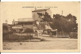 LA COURONNE. HOTEL DE LA GARE - France