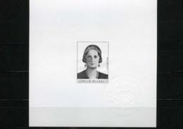 [G1002] België 2879 - Koningin Astrid - Reine Astrid - Ministervelletje - Opllage: 75ex. - Zeldzaam - Rare - Cote: 37,50 - Ministerial Panes