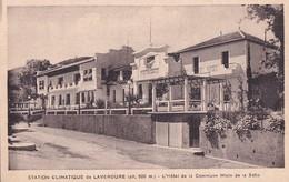 STATION CLIMATIQUE DE LAVERDURE         HOTEL DE LA COMMUNE MIXTE DE LA SEFIA - Andere Städte