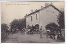 Côte-d'Or - Rouvray - La Gare De Sincey-les-Rouvray - Autres Communes