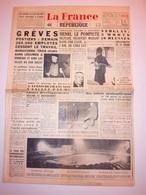 La France - Journal Du 31 Janvier 1963 - La Nouvelle République - Charente-Maritime - 1950 - Oggi