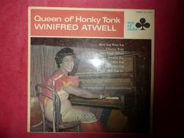 LP33 N°2282 - WINIFRED ATWELL - QUEEN OF HONKY TONK - JAZZ RAGTIME - Jazz