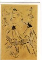 Henri De TOULOUSE LAUTREC Yvette Guilbert - Paintings