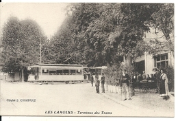 LES CAMOINS. TERMINUS DES TRAMS - Frankreich