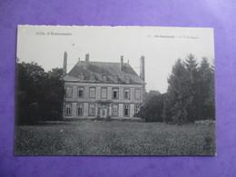 CPA 35 SAINT COULOMB LA VILLE BAGUE - Saint-Coulomb