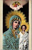 Alaska Sitka Madonna In Greek Church - Sitka