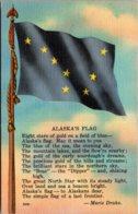 Alaska Official Flag - Sitka