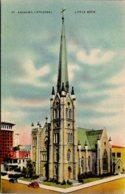 Arkansas Little Rock St Andrews Cathedral - Little Rock