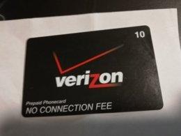 GUAM/ SAIPAN  PHONECARD $10 Fine Used Verizon  ** 370 ** - Guam