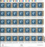 A 942 Czech Republic Mauritius 2017 Stamp On Stamp - Briefmarken Auf Briefmarken