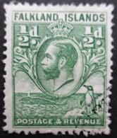 FALKLAND N°49 Oblitéré - Falkland