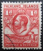 FALKLAND N°50 Oblitéré - Falkland