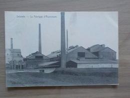 1910 CP Selzaete Zelzate La Fabrique D' Alluminium N° 1928 Héliotypie De Graeve - Zelzate