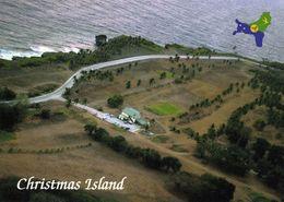 1 AK Christmas Island * Ansicht Dieser Insel Im Indischen Ozean - Die Insel Gehört Zu Australien * - Christmas Island