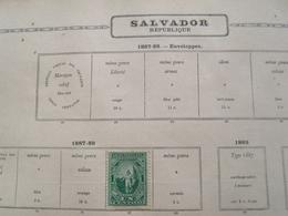 SALVADOR : Divers Timbres Tous Oblitérés ( Dans L'etat ) P810 - Salvador