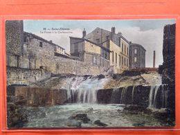 CPA  (42) Saint-Etienne. Le Furan à La Chaléassière.Colorisée.  (N.398) - Saint Etienne