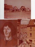 Lot De 8 Cart. Post. Mod. -  Grand Format 17 Cm X 11,5 Cm - WARSZAWA (2 ), TORUN ( 4 ), OPOLE, TREBLINKA - 3 Can. - Polen