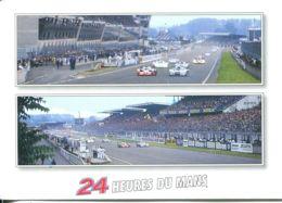 N°4767 T -cpsm  24 Heures Du Mans - Le Mans