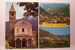 LA BOLLINE  VALDEBLORE    -- MULTIVUES      - ( Pas De Reflet Sur L'original ) - Autres Communes