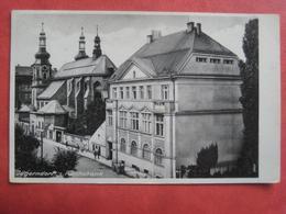 Krnov / Jägerndorf - Reichsbank - Tchéquie