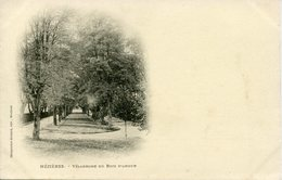 MEZIERES. Vélodrome Du Bois D'Amour - Charleville