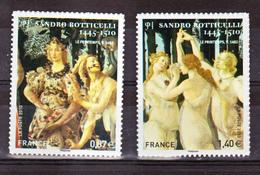 France  492 509 Boticelli Autoadhésifs 2011 Neuf ** TB MNH Sin Charnela - Frankreich