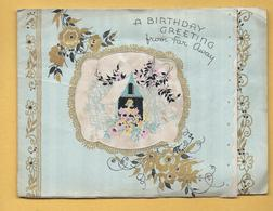 Lettre Plié BIRTHDAY GREETING From Far Away - Saisons & Fêtes