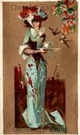 CHROMO CHOCOLAT GRONDARD FEMME - Chocolat