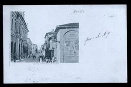 FERRARA - 1900 - CORSO VITTORIO EMANUELE - BELLA ANIMAZIONE! - Ferrara