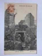 COMBLES - CAMPAGNE DE 1914-1916 - Combles