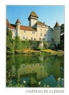 Château De CLÉRON Doubs - Schlösser
