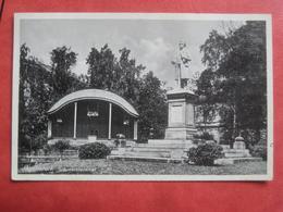 Krnov / Jägerndorf - Schubertdenkmal - Repubblica Ceca