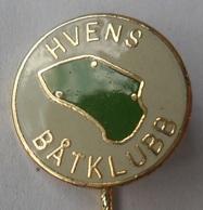Hvens Båtklubb, SWEDEN ROWING CLUB PINS BADGES P3/9 - Aviron