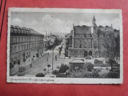 Krnov / Jägerndorf - Liechtensteinplatz / Auto - Repubblica Ceca