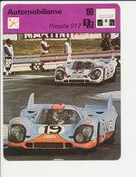 Voiture Porsche 917 Le Mans 1971 Race Car Sport Automobile 1FICH-Auto-1 - Sports